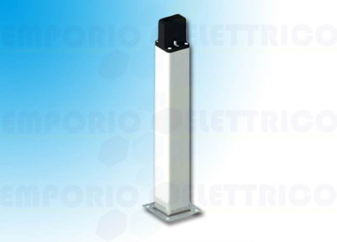 came bidirectional aluminium post h=0,5 mt 001delta-b delta-b
