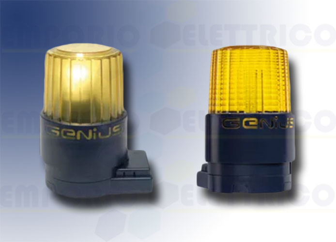 genius luz intermitente guard 24v 15W luz fija 6100054