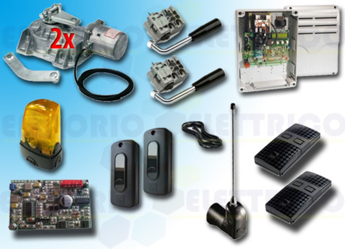 came automation kit frog-ae 230v encoder 001u1923fr u1923fr