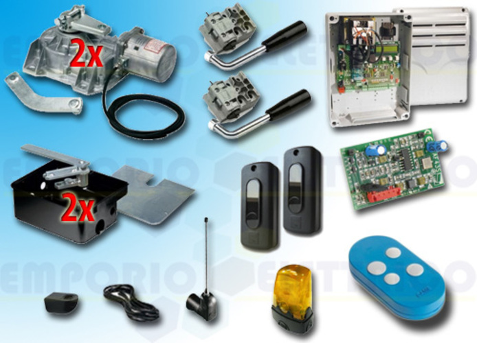 came automation kit frog-ae 230v 001u1921fr u1921fr